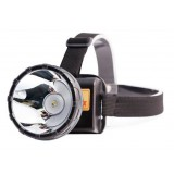 Black Waterproof LED Headlamp