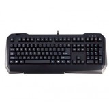 Black Wired Gaming Keyboard