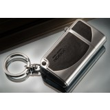 Blue flame keychain windproof lighter