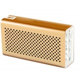 Bluetooth phone speaker / aluminum alloy multi-function TF card MP3 player