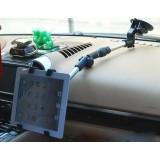 Cantilever car holder for Tablet PC
