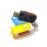Carousel Speed USB3.0 Multi-Card Reader