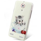Cartoon Mobile phone protective cover for ZTE z5s