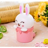 Cartoon rabbit light control LED Night Light