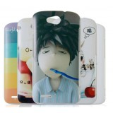 Cartoon Stained protective cover for ZTE n919 n919d