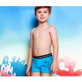 Cartoons children's sports swimming trunks