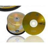 CD-R 52X blank Media Recordable Disc 50 pack