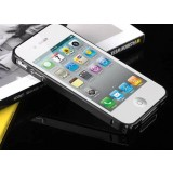 Cell phone metal frame case for iphone 4/4s