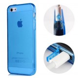 Cell phone ultrathin transparent case for iphone 5 / 5s