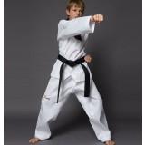 Children + adult white taekwondo clothes