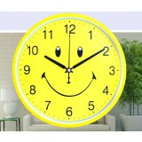 Children's room cartoon wall clock