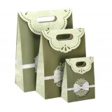 Chinese style clamshell gift bag