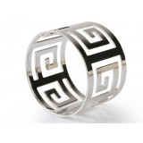 Chinese style hollow napkins ring