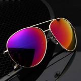 Classic color film fashion sunglasses