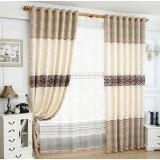 Classic Jacquard curtains