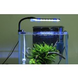 Clip-on LED aquarium lights