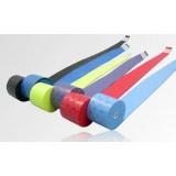 Colorful badminton racket sweat band