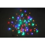 Colorful Christmas tree decoration LED holiday lights