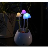 Colorful mushrooms light control LED Night Light