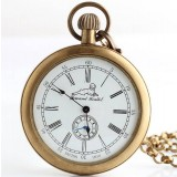 Copper Rome series necklace watch