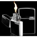 Copper + steel classic series windproof oil lighter