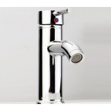 Copper vanities faucet hot and cold taps