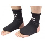 Cotton + PU boxing foot protector