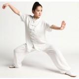Cotton + silk tai chi clothing