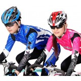 Couples long-sleeved riding clothes kit
