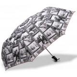 Creative automatic folding umbrella