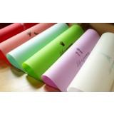 Creative colorful ultra-soft silicone mouse pad