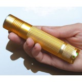 CREE Q5 / XM-L2 Mini Rechargeable LED Flashlight