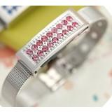 Crystal bracelet usb flash drive