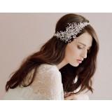 Crystal bridal hair accessories