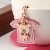 Cute bear Mobile phone Straps