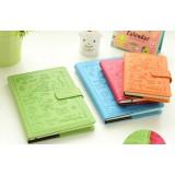 Cute patterns PU notebook
