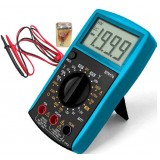 Digital multimeter with beep