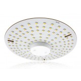 Disc-shaped 5-24W 2835 SMD LED light panel