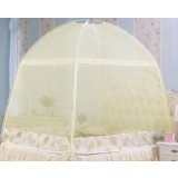Dome Three-doors mosquito net