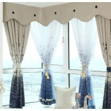 Dream Castle customizable curtains