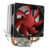 Dual copper heat pipe CPU Cooler