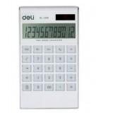 Dual power Ultra slim 12- digit LED Calculator