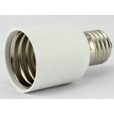 E27 to E40 LED bulb socket converter