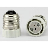 E27 to G5.3 / MR16 / G4 LED bulb socket converter