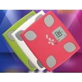 Electronic weight scale / body fat scale