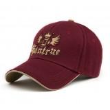 Embroidered men sport leisure baseball cap