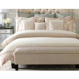 Embroidery cotton series 4pcs bedding sheet set