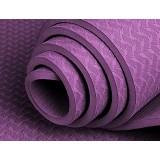 Environmentally friendly TPE yoga mat