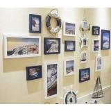 European-style creative photo frames set