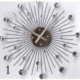 European-style creative quartz wall clock